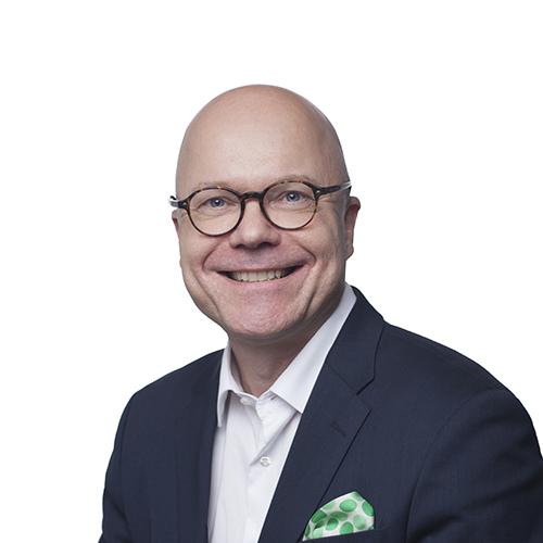 Kuvassa OmaSp:n riskienhallintajohtaja Kimmo Tapionsalo
