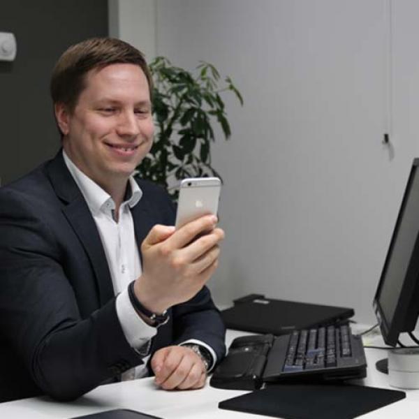 OmaSp Suomen suurin ja taloudellisesti vahvin säästöpankki